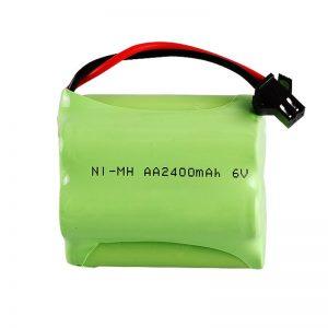 Акумуляторна батарея NiMH AA2400 6V