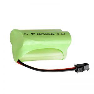Акумуляторна батарея NiMH AA2400 3.6V