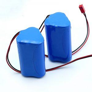 Акумуляторна літій-іонна 3S1P 18650 10,8 в 2250 мАч літій-іонна батарея для медичного пристрою