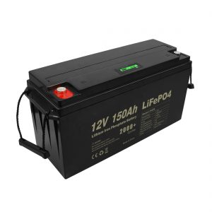 Глибокий цикл акумулятора Lifepo4 12v 150Ah 200Ah 250Ah 300Ah