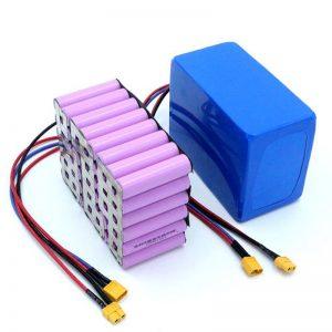 Заводська ціна 18650 Акумуляторна батарея висока потужність 12 В акумуляторна літій-іонна літієва батарея на продаж