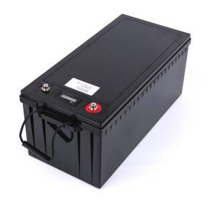 Індивідуальний акумуляторний блок 24V 100AH 12v 200ah lifepo4 акумуляторний блок для зберігання сонячної енергії на човні RV