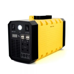 12v 30ah інверторний акумулятор 500w портативна електростанція