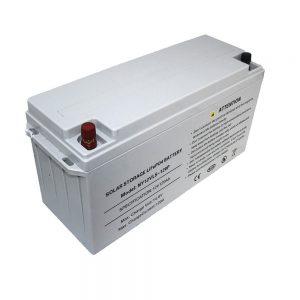 Акумулятор LiFePO4 акумулятора енергії 12В 80Ah Сонячні батареї для джерел живлення