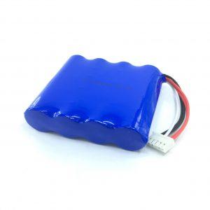 Акумуляторна літій-іонна літієва акумуляторна батарея, 14,8 В, 2200 мАг, 18650, для розумного пилососа