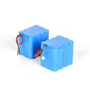 Індивідуальний акумуляторний літієвий акумулятор 18650 з високим розрядом 3s4p 12v літій-іонний акумулятор