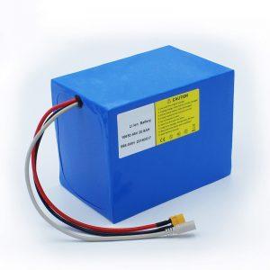 Літієва батарея 18650 48V 20,8AH для електричних велосипедів та електронного велосипедного комплекту