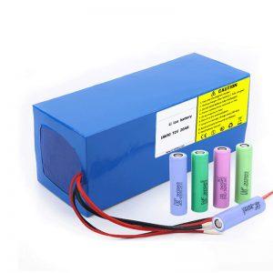 Літієва батарея 18650 72В 20Ач Низька швидкість самозарядження 18650 72в 20ах літієва батарея для електромобілів