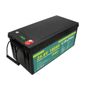 Акумуляторна батарея 24V180ah (LiFePO4) для сонячного вуличного освітлення