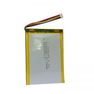 516285 3.7V 4200mAh Розумний домашній інструмент полімерна літієва батарея