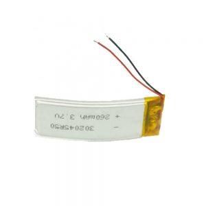 Акумулятор LiPO 302045 3,7 В 260mAh