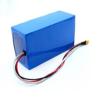 Літієва акумуляторна батарея 36V 10Ah Li -on 18650 з електричним скейтбордом