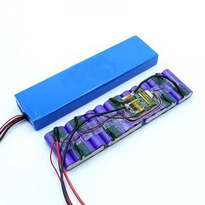 Заводська ціна Індивідуальний акумулятор 18650 36-вольтний літій-іонний акумулятор 36 В