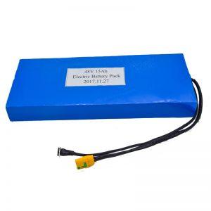Оптова літієва батарея на 15Аг 48В для електричного скутера
