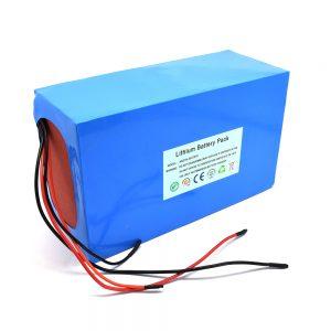 Літієвий акумулятор 48v / 20ah для електричного скутера