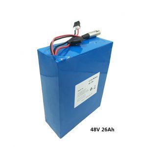 48v26ah літієва батарея для etwow електричних скутерів електричний мотоцикл графенова батарея 48 вольт виробники літієвих батарей