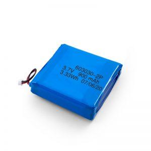 Спеціальний акумулятор 3,7 В 450 530 550 700 750 800 900Mah Li-Po Lipo акумулятор
