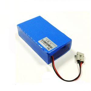 Літій-іонний акумулятор містить акумуляторну батарею електричним скутером 60v 12ah