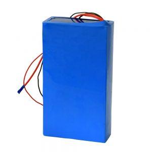 Акумуляторна літієва акумуляторна батарея на 60 В на 12 годин для електричного скутера