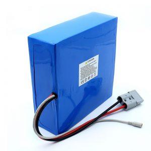 Літій-іонний акумулятор на 60 вольт 30Ah 50Ah літієвий акумулятор для електричного скутера