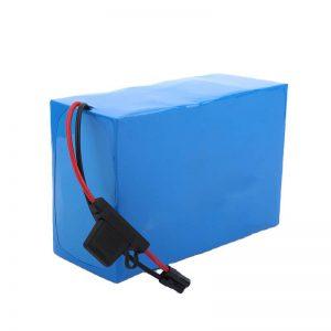 Індивідуальний 72-вольтовий літій-іонний акумулятор 72 В