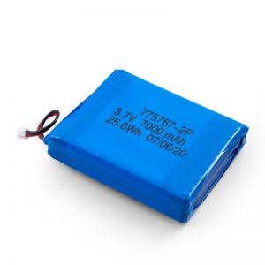 Спеціальна 3.7V 2450 2600 3900 4000 4500 4700 5000 6000 9000Mah полімерна Lipo батарея