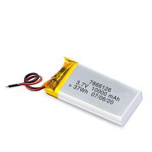 Акумуляторна батарея LiPO 7866120 3.7V 10000mAh / 3.7V 20000mAH / 7.4V 10000mAh