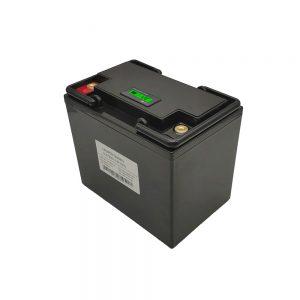 Низькотемпературна 48V 200AH з функцією самонагрівання