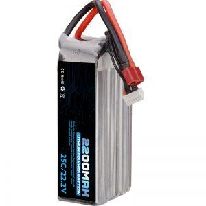 гаряча продаж акумуляторна літієво-полімерна батарея 22000 mah 6s lipo