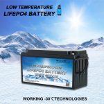 Представляємо ВСЕ В ОДНІХ низькотемпературних літієво-фосфатних батареях