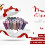 Веселі привітання Christams від ALL IN ONE Battery Technology Co Ltd