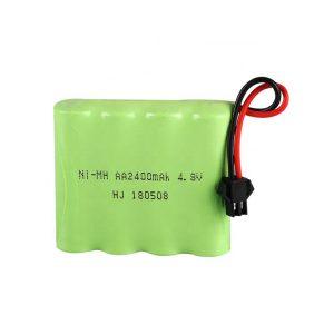 Акумуляторна батарея NiMH AA2400mAH 4,8 В