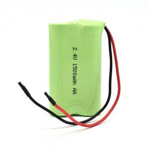 Акумуляторна батарея NiMH AA1500mAh 2.4V