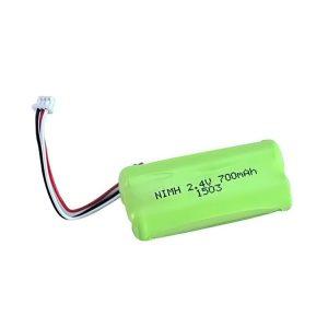 Акумуляторна батарея NiMH AA700 2.4V