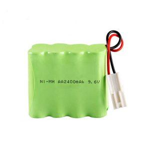 Акумуляторна батарея NiMH AA2400 9.6V