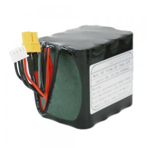 Акумуляторна акумуляторна батарея 18650 3S4P Літій-іонний акумулятор 11.1V 10Ah для світлодіодної лампи