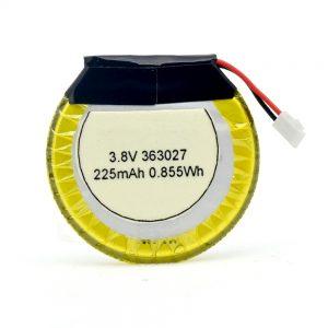 Акумулятор LiPO 363027 3,7 В 225mAH