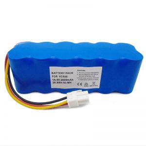 високоякісна акумуляторна батарея для пилососа на 14,4 В для navibot SR8750 DJ96-00113C VCA-RBT20